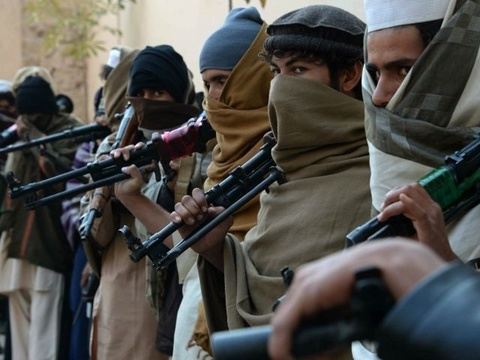 Phien quan Taliban phat dong tong tan cong o Afghanistan hinh anh