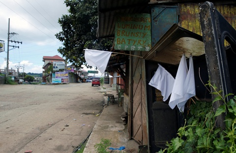 Canh dan Philippines treo co trang trong giao tranh chong IS hinh anh 2