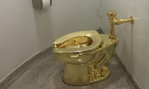 Nha Trang de nghi tranh Van Gogh, bao tang cho muon toilet bang vang hinh anh