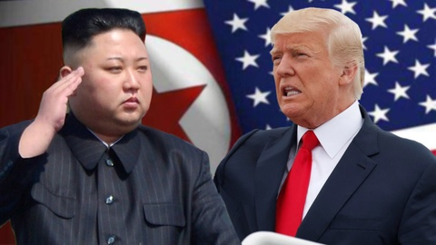 Cac yeu to 'dia loi, nhan hoa' de Singapore thanh noi Trump gap Kim hinh anh 1