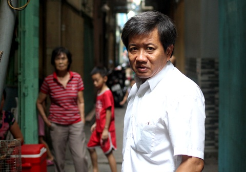 Lo chay cho 150 nam tuoi o Sai Gon, ong Doan Ngoc Hai bat truc 24/24 hinh anh