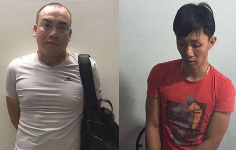 Bắt 2 đầu nậu ma túy ở Sài Gòn