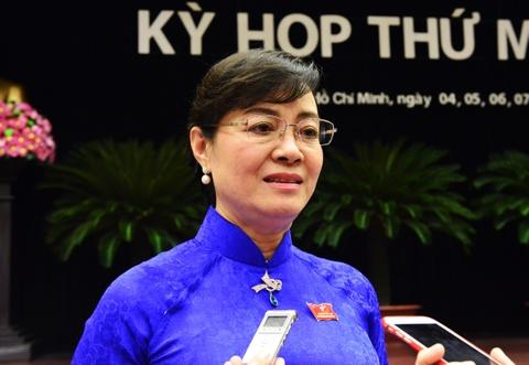 Ba Nguyen Thi Quyet Tam dung thu 2 ve phieu tin nhiem cao hinh anh