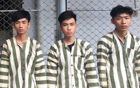 Lời khai của nhóm 10X dàn cảnh cướp túi xách hàng hiệu ở Sài Gòn