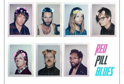 Adam Levine: 'Album moi cua Maroon 5 rat tuyet voi' hinh anh