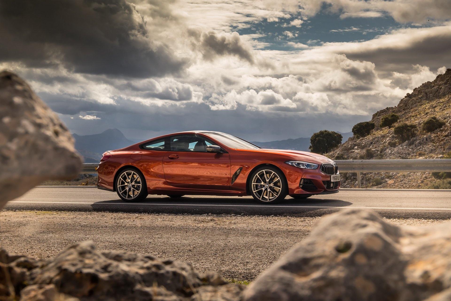 BMW 8-Series Coupe 2019 ra mat tai Anh, gia gan 100.000 USD hinh anh 11