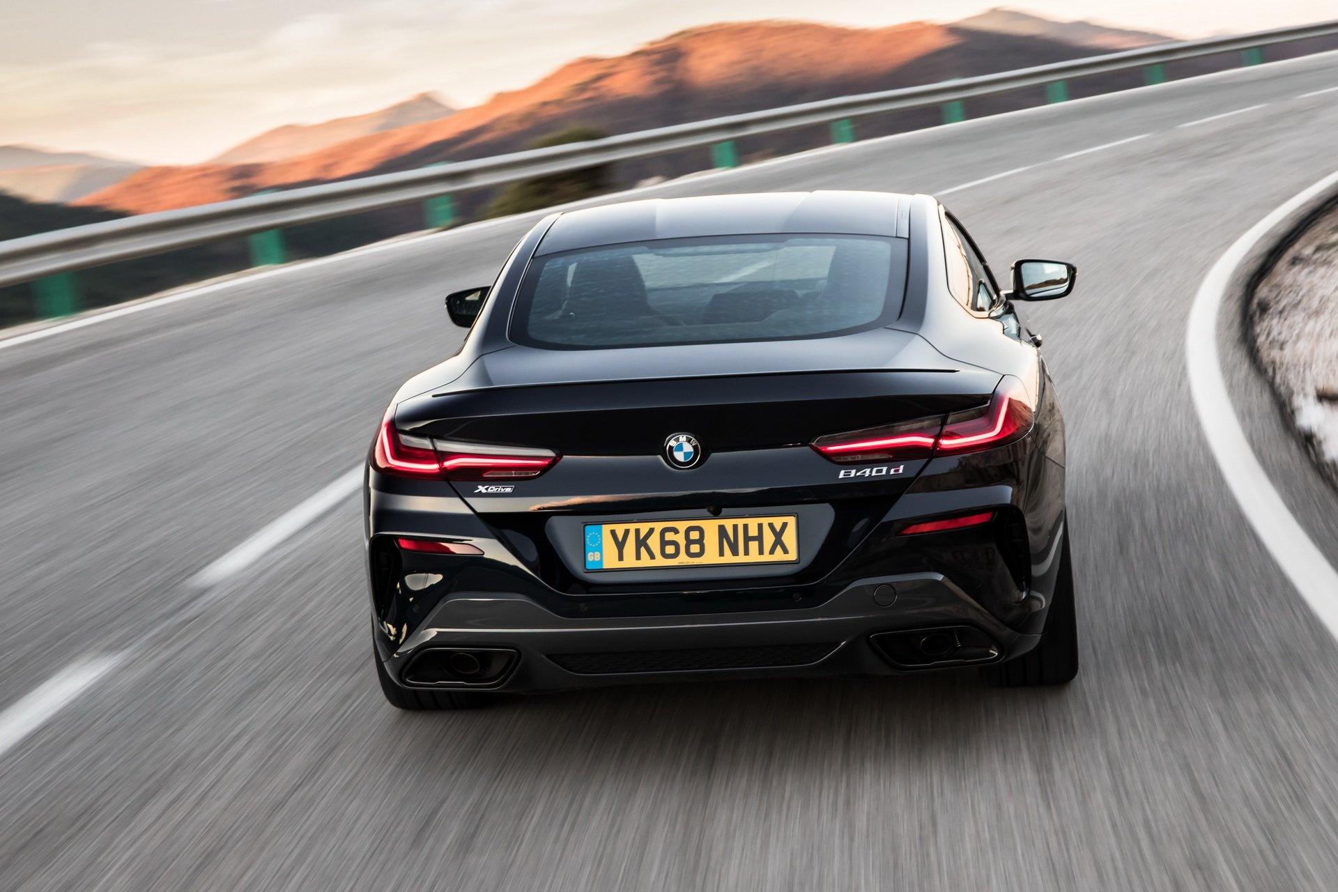 BMW 8-Series Coupe 2019 ra mat tai Anh, gia gan 100.000 USD hinh anh 4