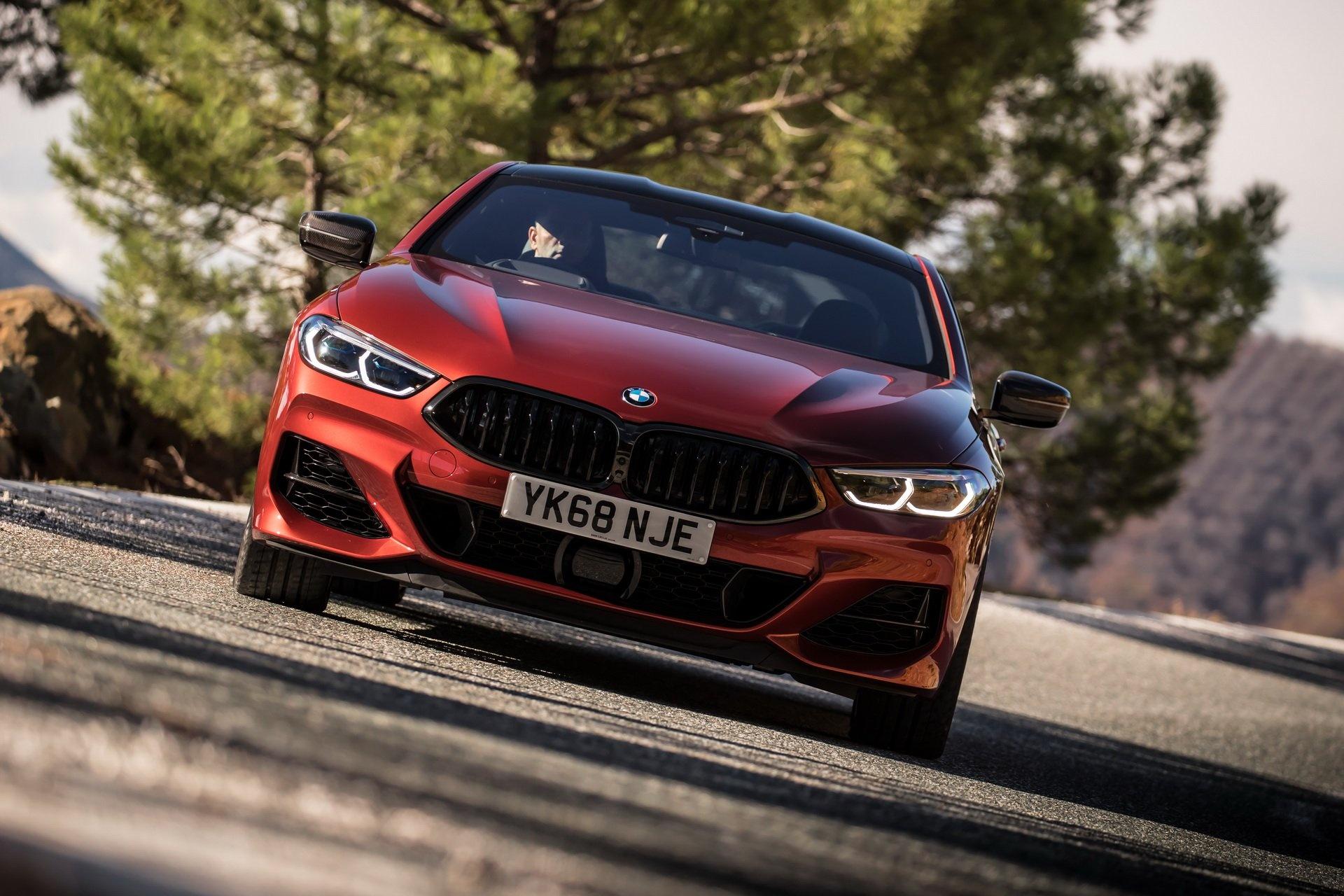 BMW 8-Series Coupe 2019 ra mat tai Anh, gia gan 100.000 USD hinh anh 3