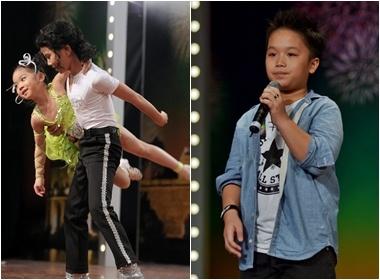 'Lady Gaga nhi' se hat tieng Viet o ban ket Viet Nam's Got Talent hinh anh