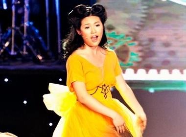 Huong Thao but pha dem chung ket 2 Vietnam's Got Talent hinh anh