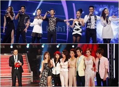 Diem dung nao cho 'tran chien' The Voice - Vietnam Idol? hinh anh