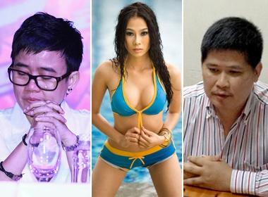Nhung scandal chan dong showbiz Viet nam 2012 hinh anh