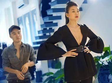Thanh Hang thu do truoc show tien ty cua Do Manh Cuong hinh anh