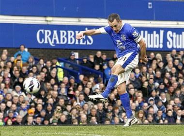 Choi hon nguoi, Man City van thua 0-2 truoc Everton hinh anh