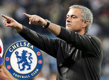 Mourinho bi mat ky thoa thuan dan dat Chelsea hinh anh