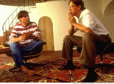 Bill Gates va Steve Jobs thuc su nghi gi ve nhau? hinh anh