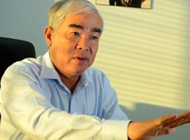 Chu tich Eximbank: 'So voi vang, kinh doanh ngan hang de ot' hinh anh