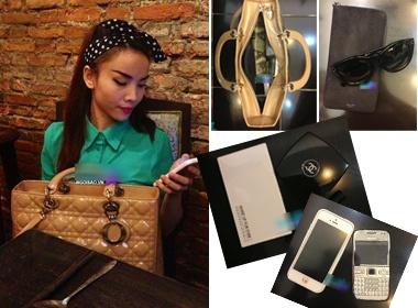 'Kham' tui Dior 5.000 USD cua Yen Trang hinh anh