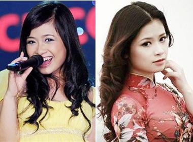 Anh xinh dep cua Duong Hoang Yen - co gai gay sot The Voice hinh anh