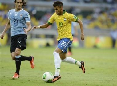 Ha Uruguay 2-1, Brazil vao chung ket Confeds Cup hinh anh