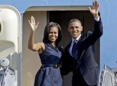 Ong Obama 'dot' 100 trieu USD trong 8 ngay cong du chau Phi hinh anh