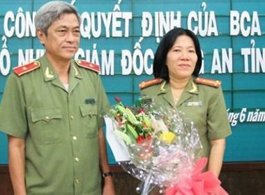 Nu tuong cong an dau tien cua Viet Nam hinh anh