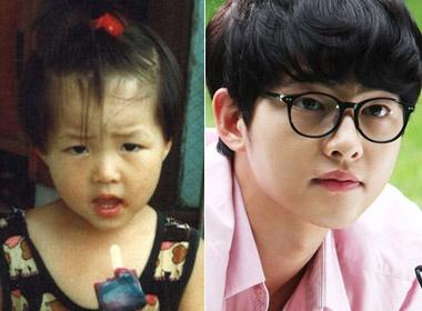 Song Joong Ki hoi nho xinh nhu con gai hinh anh