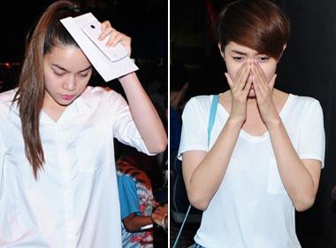 Ho Ngoc Ha che mat, Minh Hang nghen ngao vieng Wanbi Tuan Anh hinh anh