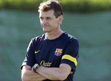 Tito Vilanova se van lam viec o Barca mua toi? hinh anh