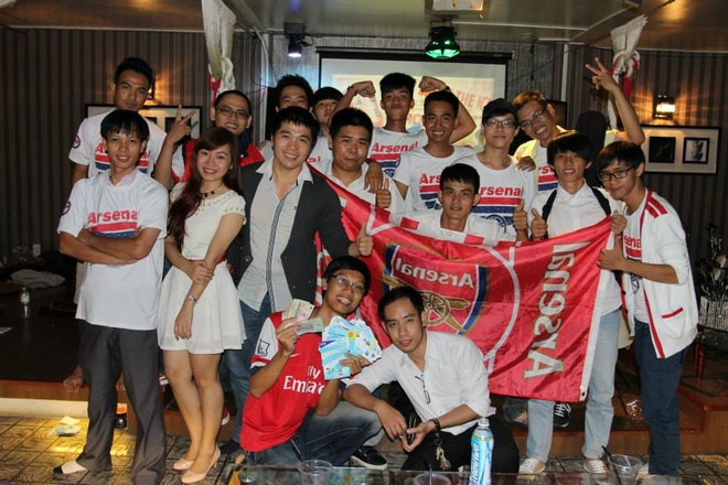 Cuong nhiet cung AFCSG Idol 2013 hinh anh
