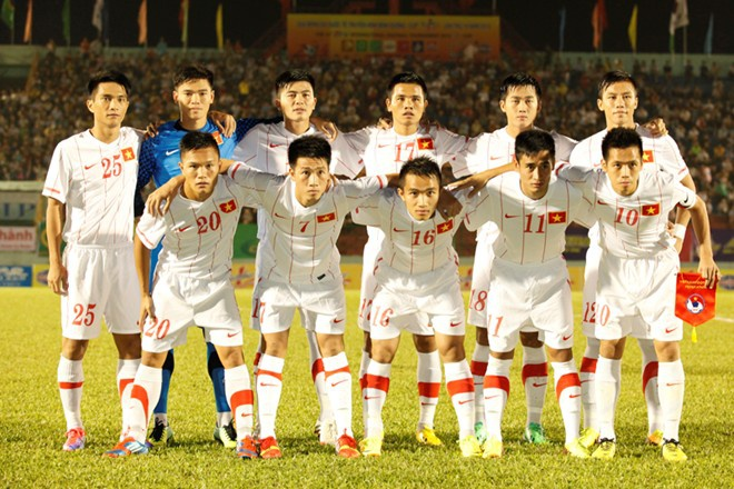 U23 Viet Nam doi ngay len duong sang Myanmar hinh anh