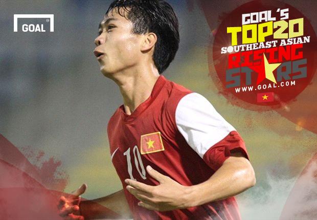 Cong Phuong, Van Toan trong top 20 sao tre Dong Nam A hinh anh
