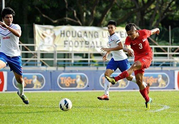 CDV Singapore bi quan ve doi U23 khi cung bang voi Viet Nam hinh anh