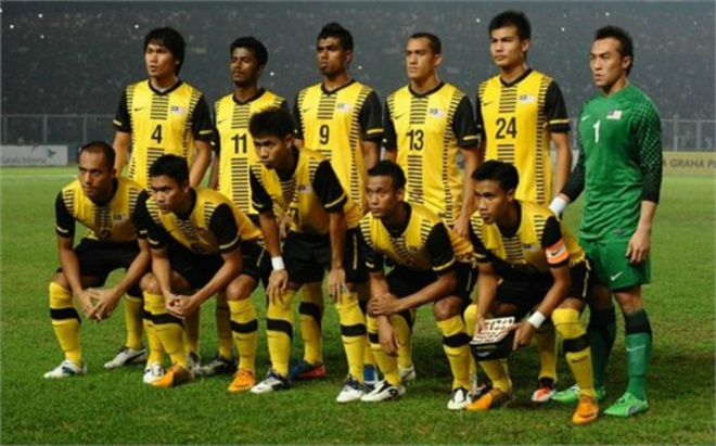 U23 Malaysia chot danh sach du SEA Games hinh anh