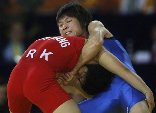 Lan dau dang quang SEA Games cua do vat Olympic hinh anh