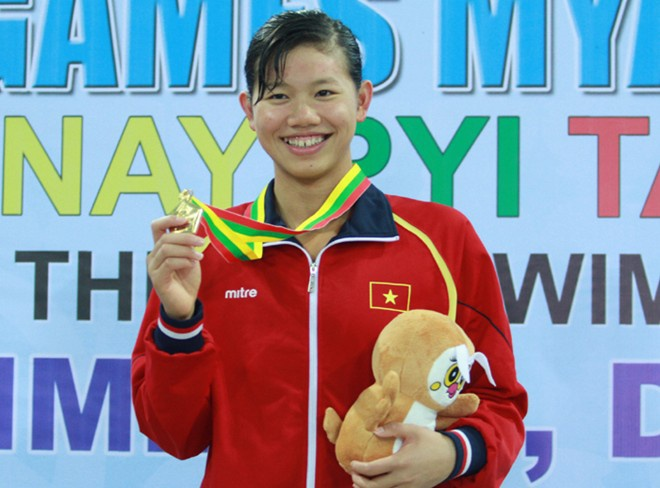 Nhat ky SEA Games ngay 12/12: Ky tich cua Anh Vien hinh anh 1