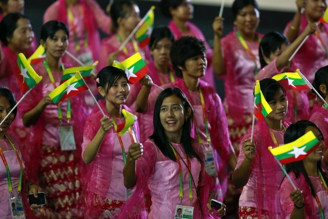 Myanmar cat giam tien thuong cho VDV hinh anh