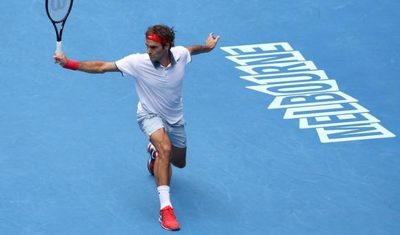 Federer tu tin truoc tran gap Nadal hinh anh