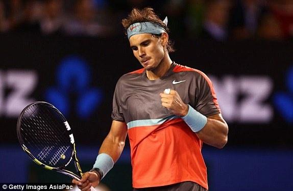 Australia Open 2014 - Grand Slam hanh phuc cua Nadal hinh anh