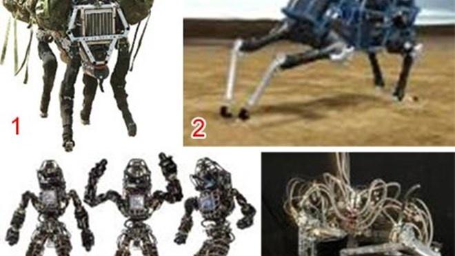 Kham pha doi quan robot bi mat cua My hinh anh