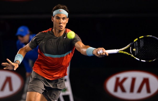 Nadal bat ngo dung buoc o Indian Wells Masters hinh anh