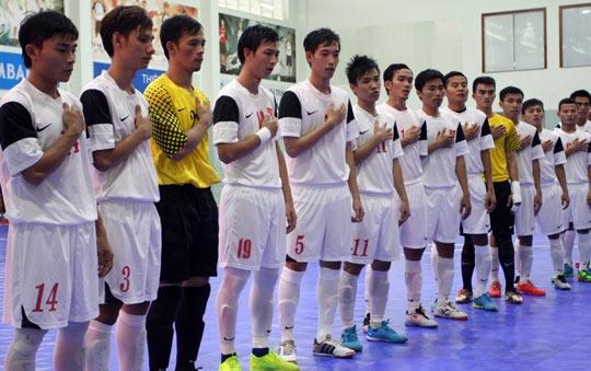 Thai Son Nam thong tri danh sach tuyen futsal Viet Nam hinh anh 1