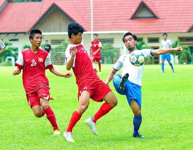 Thua dan anh HAGL, U19 Viet Nam chot danh sach muon hinh anh