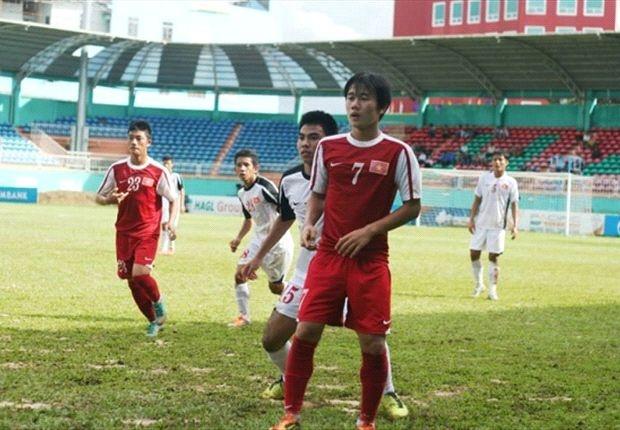 U19 Viet Nam tang cuong 2 vien binh chat luong hinh anh