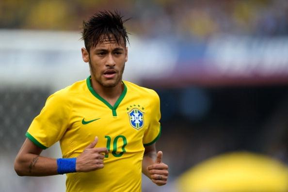 Brazil - Croatia: Dieu samba cuong say hinh anh 1 Neymar đang gánh trên vai cả 1 sứ mệnh lịch sử. Kỳ vọng đặt vào tiền đạo của Barca là rất lớn bởi anh