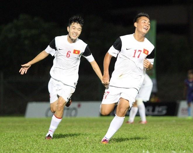 U19 Viet Nam - U19 Myanmar: Giac mo co that hinh anh