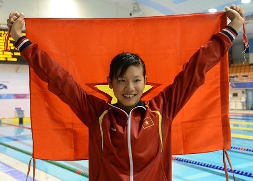 5 hy vong vang cua TTVN tai Asian Games 2014 hinh anh