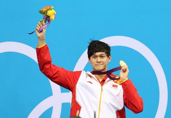 Sun Yang lên tiếng xin lỗi vì đã chê quốc ca Nhật Bản nhưng sau đó cũng chống chế vì cho rằng mình bị hiểu lầm.
