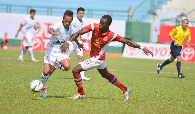 Không sử dụng ngoại khiến cho Hoàng Anh Attapeu thất thế so với các đối thủ tại Mekong Cup năm nay.