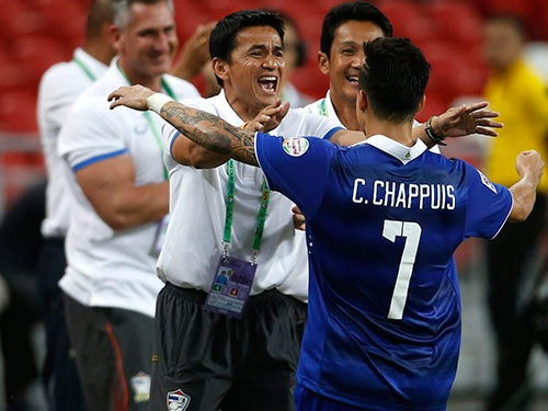 Thai Lan nhan gan 1 trieu USD neu vo dich AFF Cup hinh anh